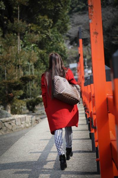 Honeymoon - Kyoto - Day 1-25