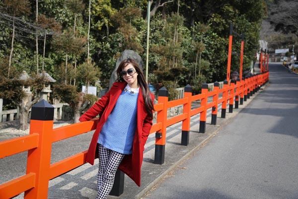 Honeymoon - Kyoto - Day 1-24