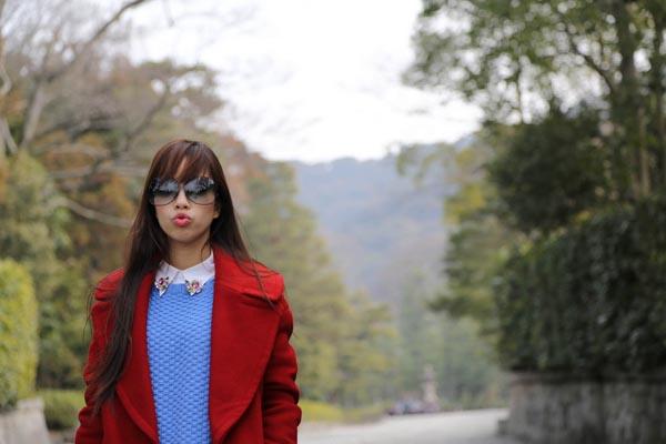 Honeymoon - Kyoto - Day 1-2