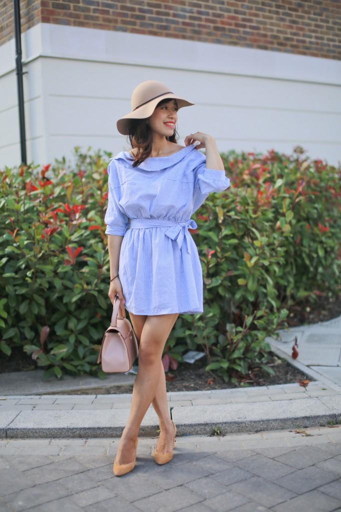 Blue dress_201608-2