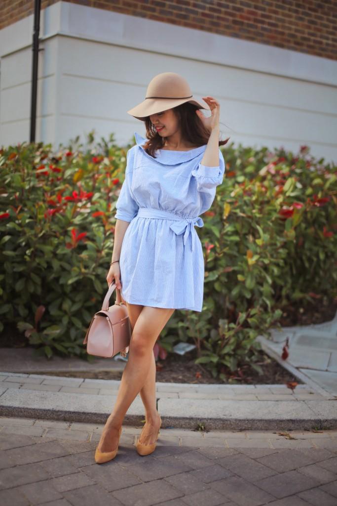 Blue dress_201608-5